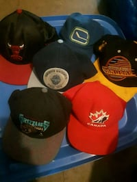 hats $5each Vancouver, V5M 2A6