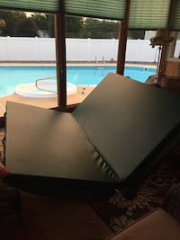 """Never used hot tub cover 79"""" x 76"""""""