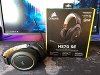 CORSAIR HS70 SE WIRELESS Gaming Headset Toronto, M6A 2T9