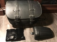 Harley Davidson Saddle bag with Spare Seat and Plate Las Vegas, 89129