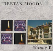 """NEW"" GREAT HOSTESS GIFT for your ZEN FRIEND ** TIBETAN MOODS CD - IF AD'S UP, IT'S STILL AVAILABLE"