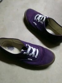 Purple vans Baltimore