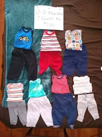 Baby Boy Clothes Size NB - 12 Months Martinsburg, 25401