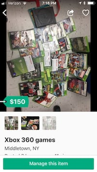 Xbox 360 games New Hampton, 10958