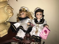 Goldenvale Porcelain Doll Set - Dave & Hope Newport News, 23601