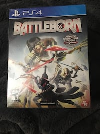 Battleborn collectible figure ps4 new Pelham, 03076
