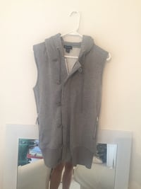 gray button-up vest Whitby, L1N 1W4
