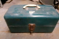 vintage tool box UNION STEEL CHEST CORP LEROY,  NY MODEL NUMBER 5414 Queens, 11385