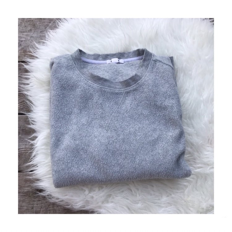 Garage Grey Sweater