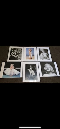 6 Marilyn Monroe Pictures New Haven, 06511