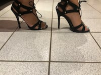 Brand new black heels ready to pick up size 6 ( Charlotte russe ) Terrebonne, J6V 1E3