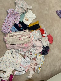 3mo girl clothes