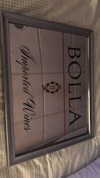 Bolla Wines mirror
