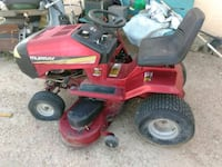 red and black ride on mower Pueblo West, 81007