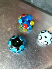 3 beads handcrafted lampwork jewelry Oakville, L6H 3M7