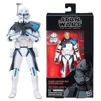"Hasbro Black Series Captain Rex 6"" #59 Hamilton, L9C"