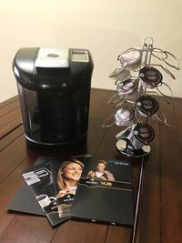 Keurig VUE V600 and pod carousel Los Angeles, 90004