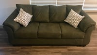 Matching Couch & Loveseat Aurora, 80016
