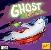 Ghost blitz 2.0 game. Board game Mississauga, L5E