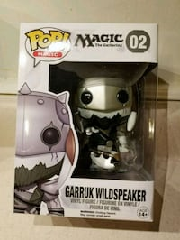 Magic the gathering garruk wildspeaker pop funko Platteville, 53818