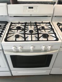 Kenmore gas stove 90 days warranty Reisterstown, 21136