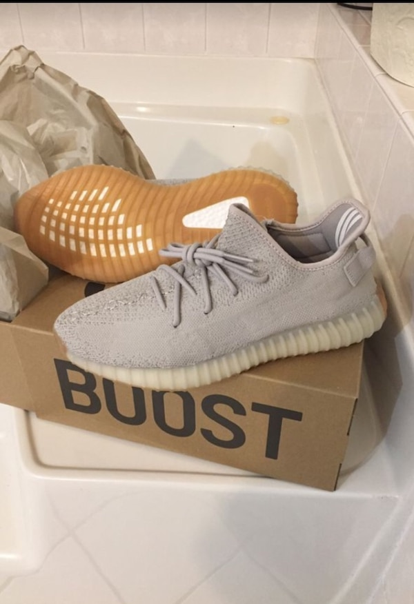 3c5999eedd27f Used Yeezy 350 boost sesame for sale in Snellville - letgo