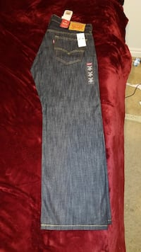 blue levis  34/30 new with tags Orem, 84057