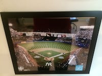 Framed picture of old yankee stadium Riverwoods, 60015