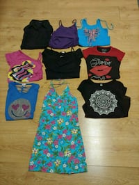 Like new girls size 7/8 name brand clothing lot New Port Richey, 34652