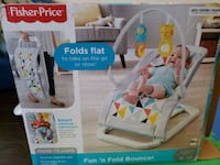 Fisher-Price bouncer Mississauga, L5L 1R4