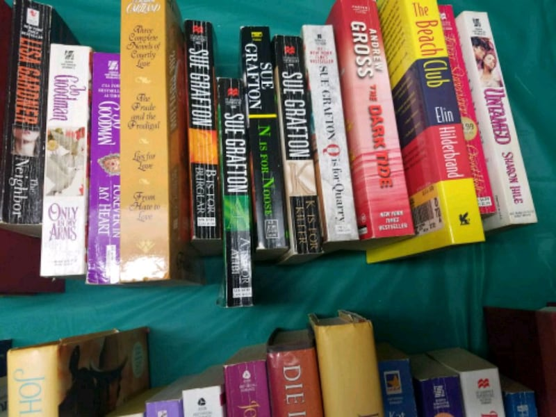 Books for sale 0