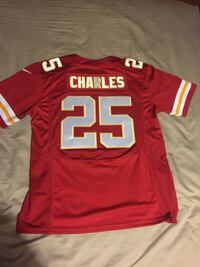 red and gray Charles 25 jersey shirt Wilson, 67490