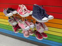 Sneakers for girls Toronto