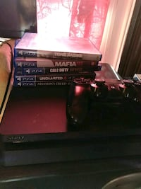 Ps4 with games Toledo, 43605