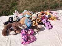 Free Stuffies and slippers  Innisfil, L9S 1H9