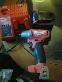 orange and black Milwaukee cordless drill South Gate, 90280