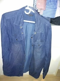William rast denim dress shirt Toronto, M2J 4L8