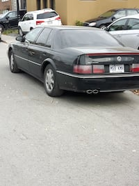 Cadillac - STS - 1997 Laval