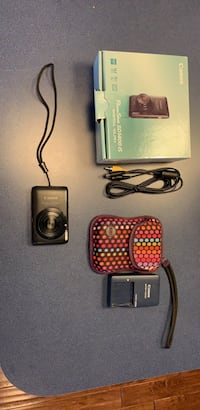 Canon Powershot SD1400 IS & accessories Mount Airy, 21771