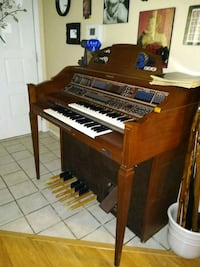 Baldwin multi function organ
