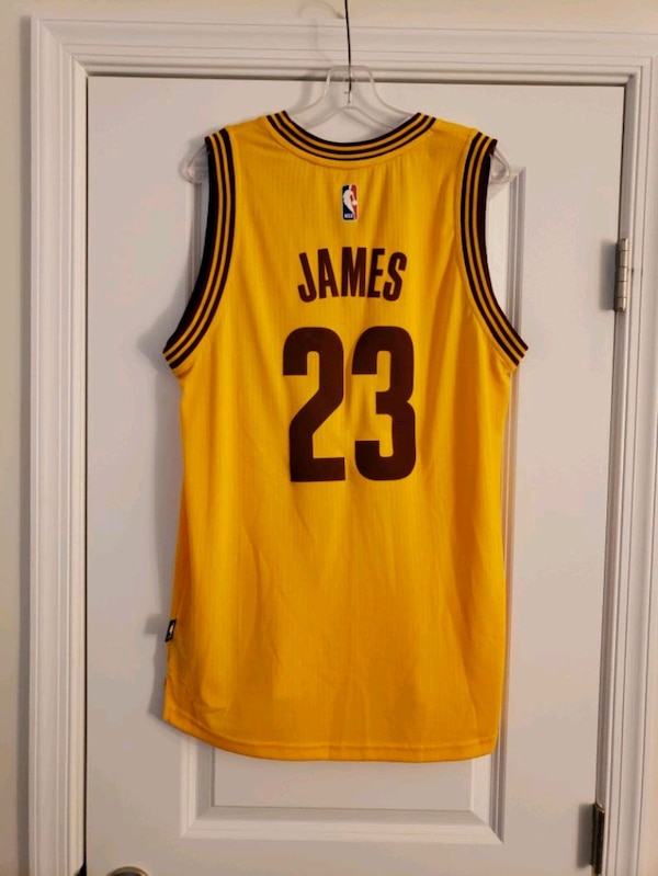 LeBron James Swingman Cavs Jersey 0