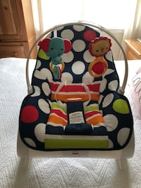 Fisher price- infant to toddler rocker Montgomery Village, 20886