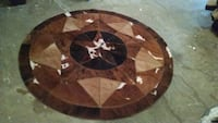 Hand made cowhide rug Cookeville, 38501