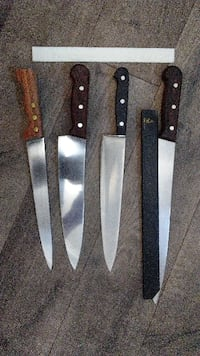Set of 4 knives ALEXANDRIA