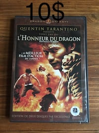The Lord of the Rings DVD case Drummondville, J2A