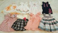 Baby Girl Clothes Lot ( 6-18 months)