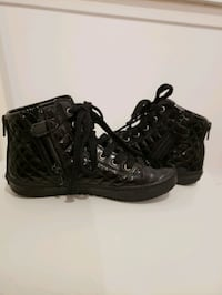 high tops geox sneakers for girls  size2 Toronto, M1R 2H2
