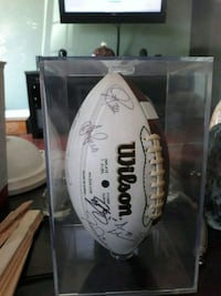 Eagles 2007 signed football Tinicum Township, 19029
