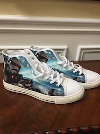 Brand new Star Wars men's hi tops -$25 Markham, L3R 9L4