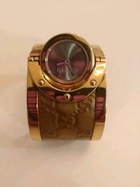 Authentic GUCCI womens watch stamped Calgary, T2E 2P8